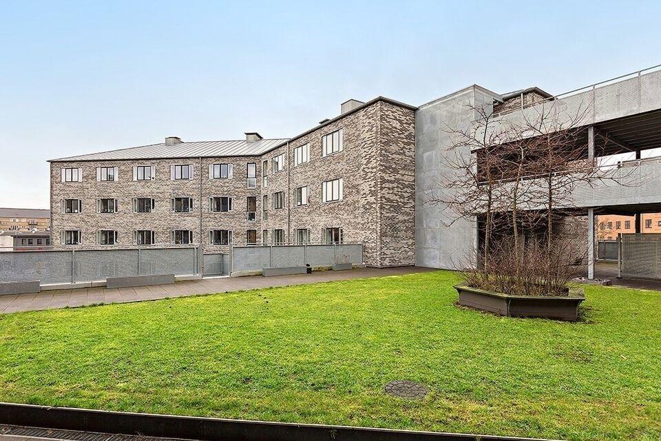2100 vær. 3 lejlighed, m2 106, Venøgade