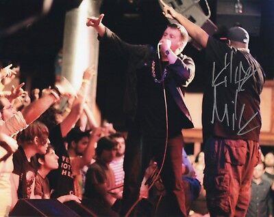 Rap & Hip Hop Entertainment Memorabilia Killer Mike Michael Render Signed 8x10 Photo W/coa #2 Big Clearance Sale