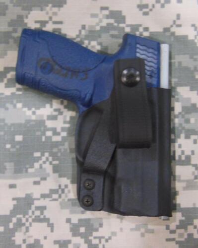 S/&W Shield IWB Soft Loop Concealment Kydex Holster