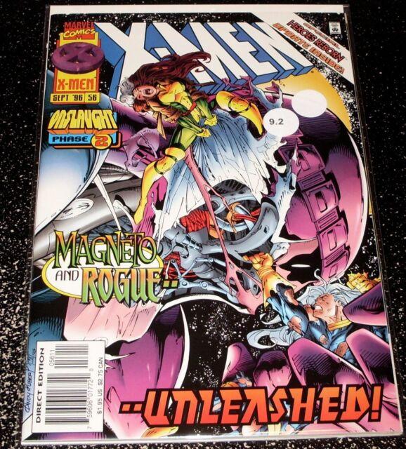 X-Men 56B (9.2) 1991 Series - Marvel Comics
