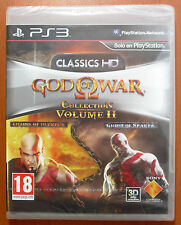 God of War Collection Volume II: Chains of Olympus & Ghost of Sparta PS3 PAL-ESP
