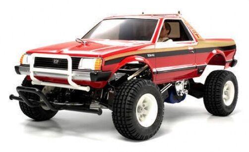 Three Battery Super Deal  Tamiya 58384 Subaru BRAT RC Kit