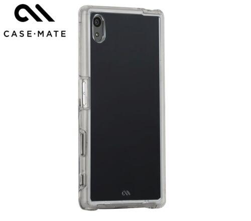 Genuine CASEMATE Sony Xperia XA NUDO Duro Custodia Cover Chiaracm034486