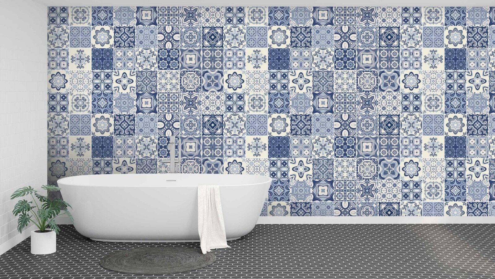 3D Ordentliche Blaume 6515 Textur Fliesen Marmor Tapeten Tapete Wandbild AJ
