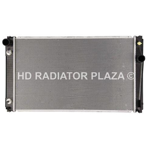 Radiator For 06-18 Toyota Rav4 Rav 4 2.4L 2.5L 3.5L LE SE XLE Limited TO3010307