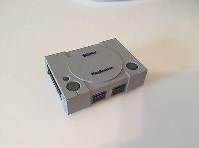 Playstation Pi - Sony Raspberry Pi 2/3 Case