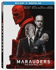 Marauders (Blu-ray Disc, 2016)