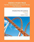 Engineering Mechanics: Statics Study Pack: Statics Study Pack, Free-Body Diagram Workbook and Chapter Reviews by Peter Schiavone, Anthony M. Bedford, Wallace L. Fowler (Mixed media product, 2007)
