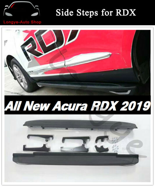 2PCS Fits For Acura RDX 2019 2020 Running Boards Side Step