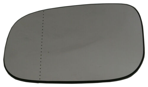 Trupart MG1509 Left Mirror Glass Heated Aspherical For Volvo V70 08.07-04.10