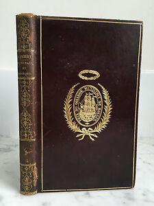 Saint Paul Y Seneca Prachtbauten Floreado Tomo Primer Filosófica Ladrange 1853