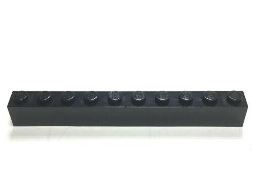 Select Colour P/&P FREE! Condition LEGO 6111 1X10 Brick Pack Size
