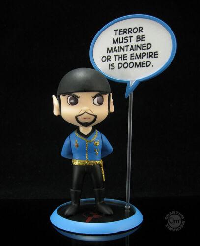 STAR TREK fingendo Q-POP Personaggio SPECCHIO Spock SDCC EXCLUSIVE-UK Venditore