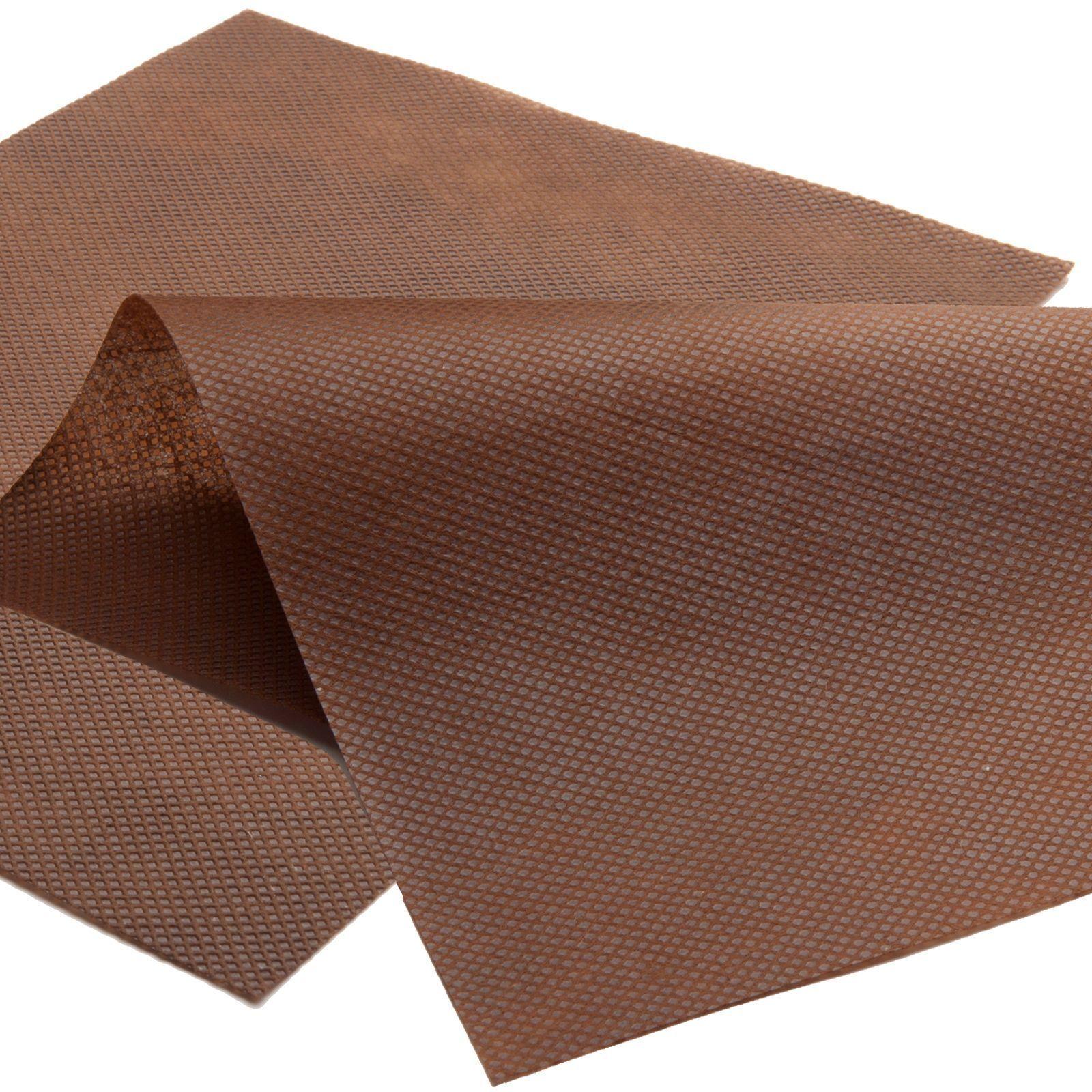 195 m² Unkrautvlies Unkrautfolie 1,95 m breit 80 g m² braun Materialprobe gratis