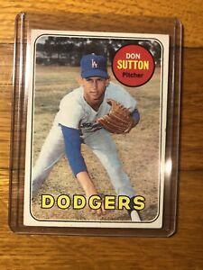 1969 Topps Don Sutton #216 Baseball Card