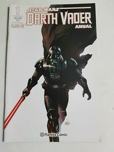 Infatigable Star Wars Darth Vader Nº 1 Annual Estado Nuevo Planeta Comic Mire Mas Articulos