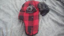59529cf8f54d4 item 3 Plaid Trapper Hat Red Bomber Winter Accessory Faux Fur Flannel -Plaid  Trapper Hat Red Bomber Winter Accessory Faux Fur Flannel