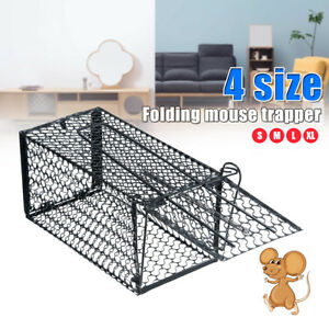 Mouse-Live-Cage-Trap-Pest-Rodent-Animal-Hamster-Mice-Rat-Control-Catch-Bait