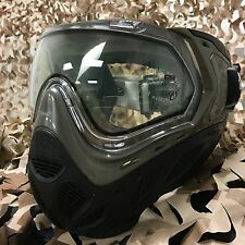 NEW Sly Profit Thermal Anti-Fog Paintball Mask Goggle Series - Titanium Silver