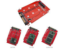 Adaptateur SATA pour SSD mini PCIe - TYPE ASUS PIN-OUT MINI PCIe