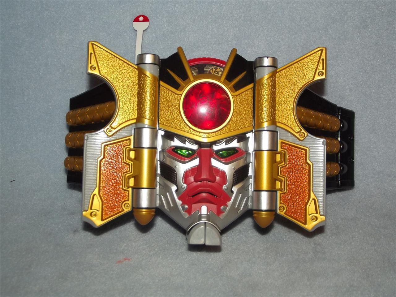 Power Rangers Rangers Rangers Super Samurai  Deluxe Battle Gear Shogun Buckle f925f7