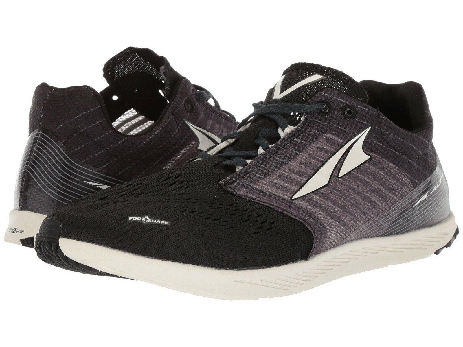 Altra Vanish-R Zapatos Para Correr, De Hombre Tallas 12-12.5 D, Negro,  nuevo