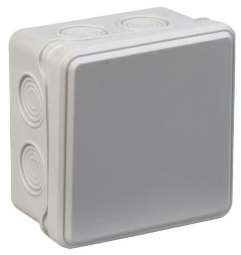 Grey PRO ELEC IP55 Junction Box