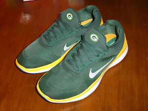220e0c455c93c4 Nike Free Trainer V7 NFL shoes mens new AA1948 301 Green Bay Packers ...