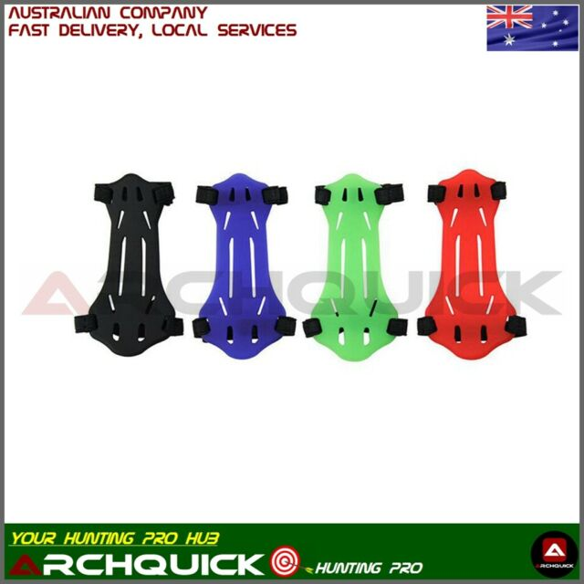 Archery Arm Guard Compound Bow Recurve Bow Arm Protection 2 Strap Shooting Gear