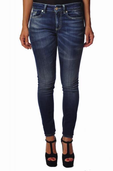 Dondup  -  Pants - Female - bluee - 2149106A183607