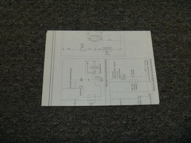 Kioti Mechron Mec2240 Utility Vehicle Utv Electrical
