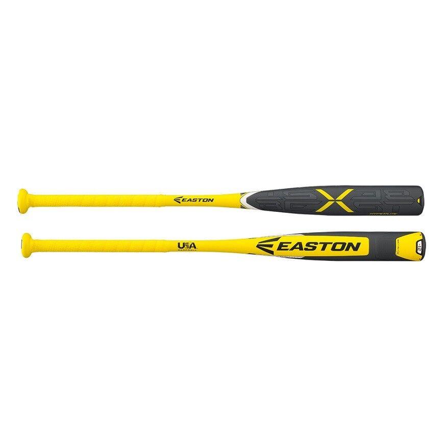 2018 Easton Bestia X Excel 2 1 4  EE. UU. Aleación bate de béisbol YSB18BXHL 31 19