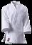 Judoanzug-Trainingsanzug-Kwon-DanRho-Dojo-Line-weiss-425g-m-100-200