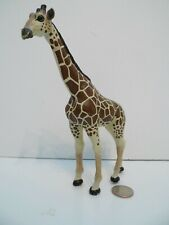 Papo Giraffe Toy Safari Wild pretend Animal NEW 50096