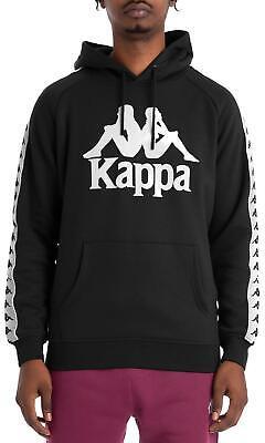 Red L S XL Kappa Hurtado Popover Sweat Hoodie Black M