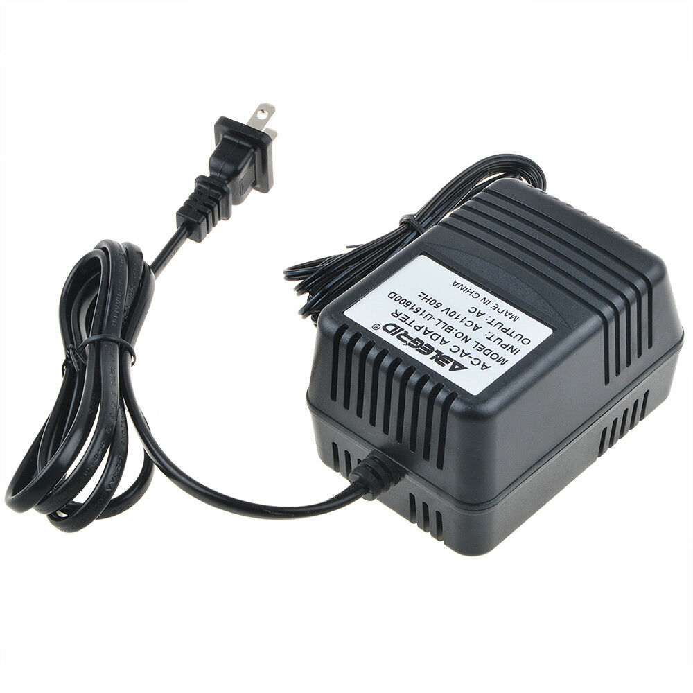 AC to AC Adapter Charger for P/N: 121216 Class 2 Transformer Power Supply Cord