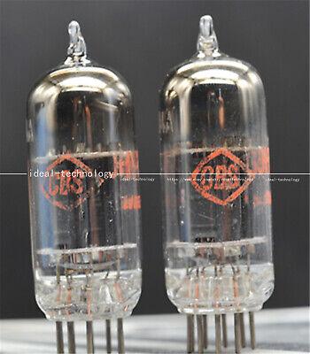 1pc CBS 12AU7 //5814 Vacuum Tube Electronic Replace ECC82 6189 HIFI VINTAGE Amp