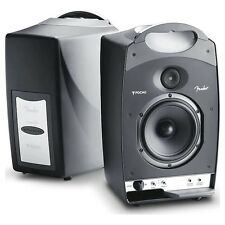 Fender® Audio Passport Studio Powered Monitors Portable PA Speakers 150 Watt