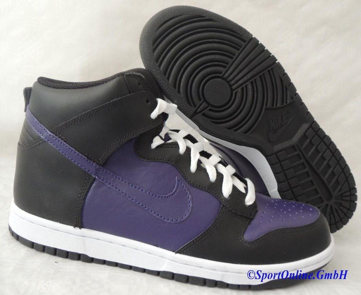 NEU Nike Dunk High Größe Größe Größe 41 Sneaker Boots Schuhe 317982-015 66d5fe