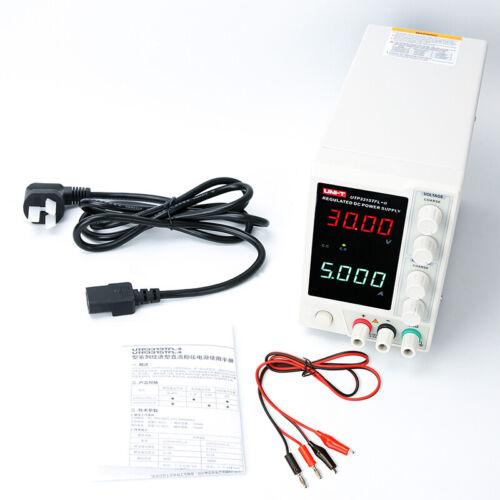 0-30V 0-5A Digital Regulated DC Power Supply UTP3315TFL for Phone Repairing