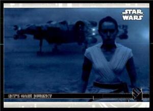 2020 11-The Princess Of Alderaan-Base Carte Journey To Rise Of Skywalker
