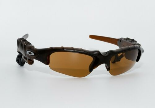 Rare  Oakley Thump Sample Brown  SAMPLE ONLY! NO E