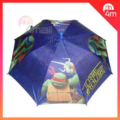 TMNT Youth Umbrella Black