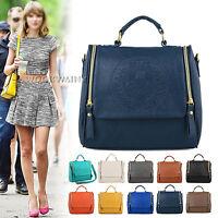 New Korean Style Women Girl Celebrity Shoulder Square Handbag Totes Satchel Bag