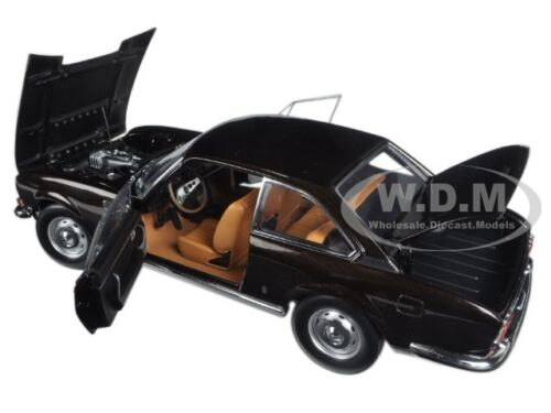 1973 PEUGEOT 504 COUPE BROWN METALLIC 1//18 DIECAST MODEL CAR BY NOREV 184822