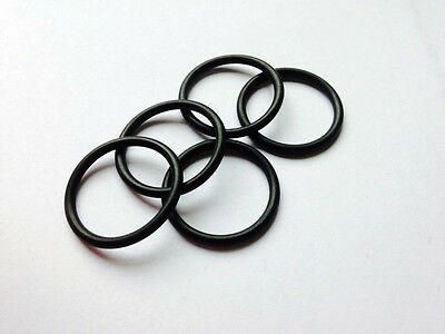 Rubber O Ring Seal (x5) - PNNBR18x2 - Fiat, Opel/Vauxhall + More!