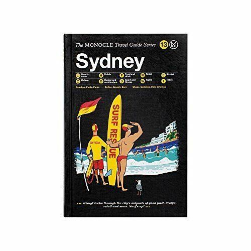 1 of 1 - Sydney: The Monocle Travel Guide Series, Very Good Condition Book, Monocle, ISBN
