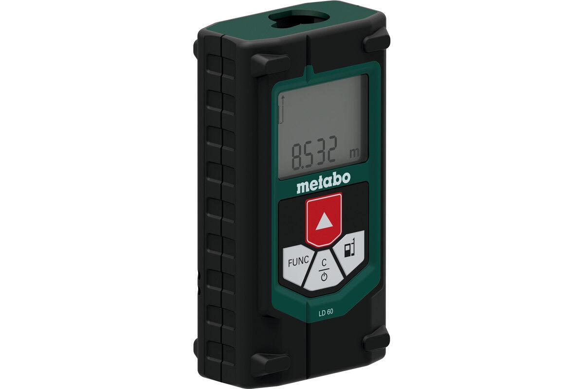 Metabo Laser-Distanzmessgerät LD 60 Distanz messen Entfernung handlich robust
