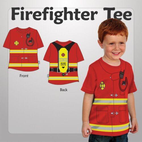 Fire Fighter T-Shirt Get a Third Shirt Free Buy Two