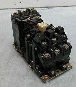 Allen Bradley Size1 Motor Starter 509 Bod W W20 29